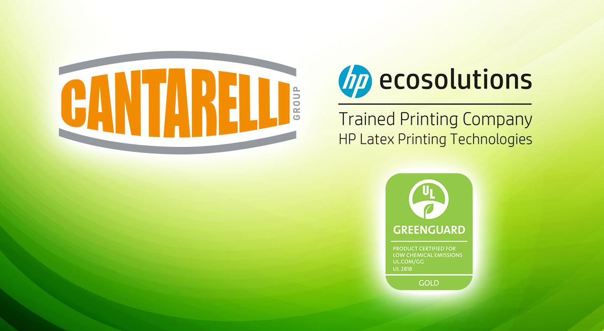 Stampe Ecologiche HP LATEX