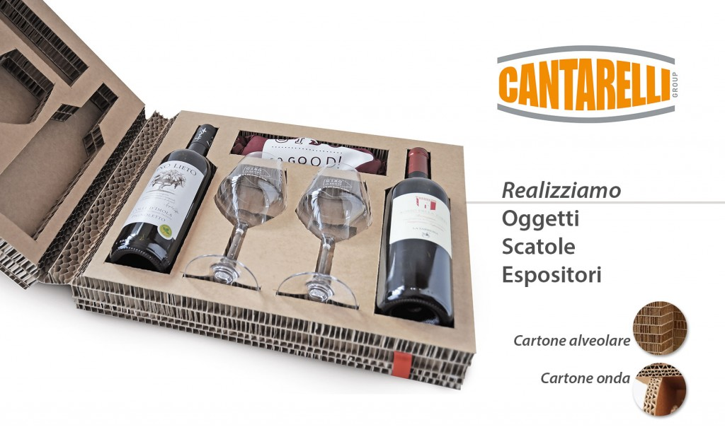 Espositori cartone - Packaging cartone
