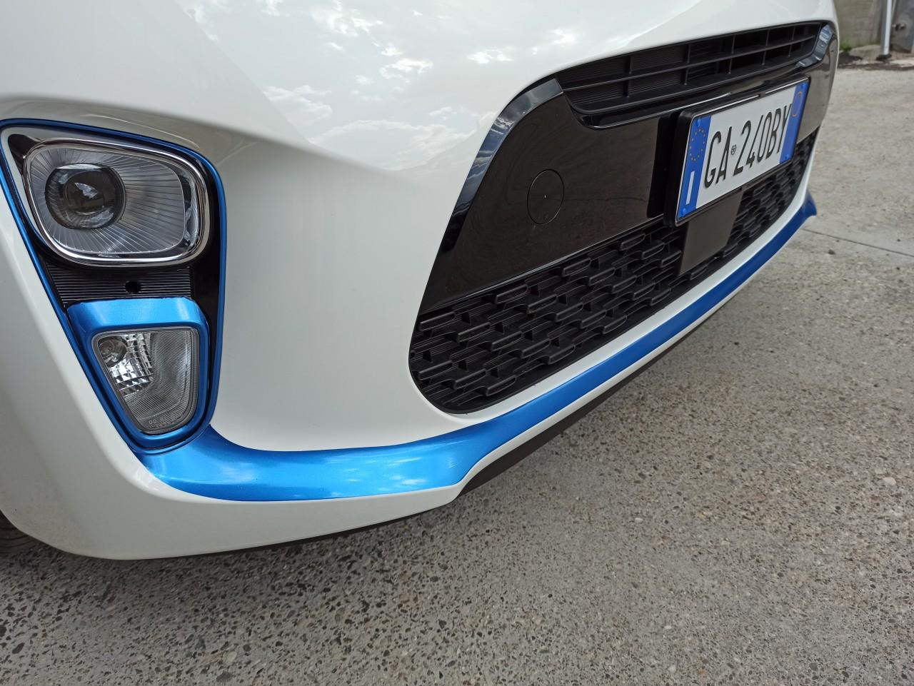 car wrapping Bologna - PICANTO