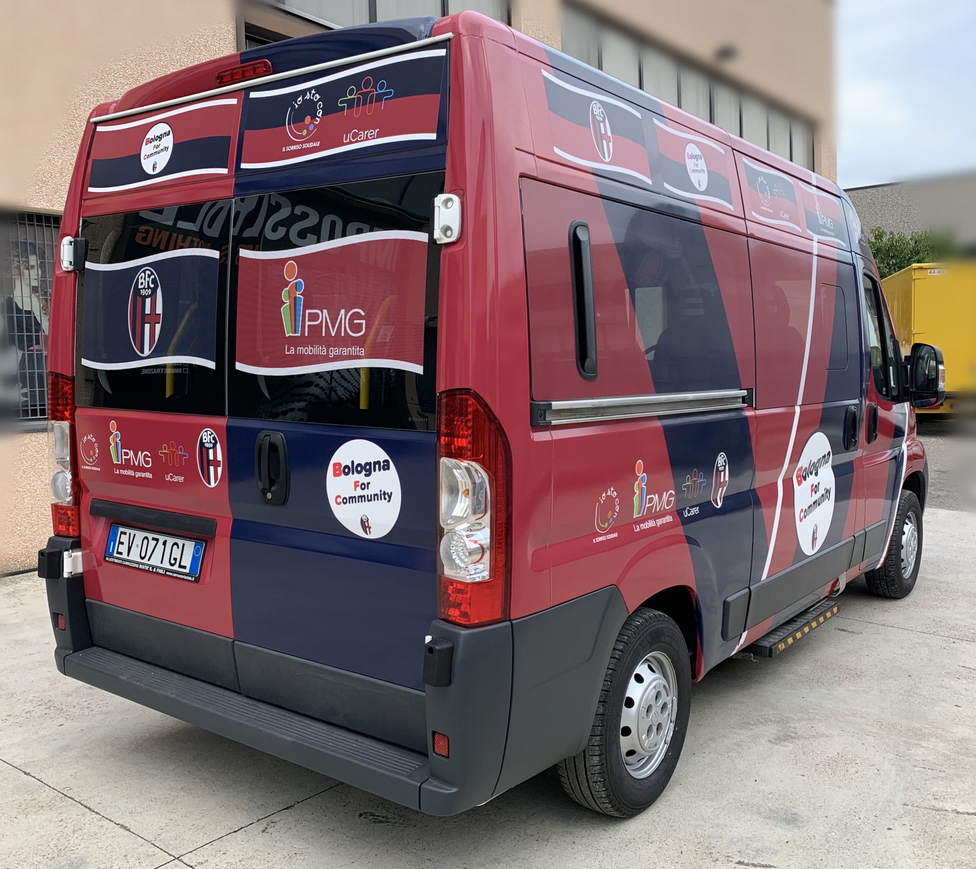 Bologna For Community