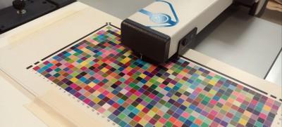 calibrazione colore