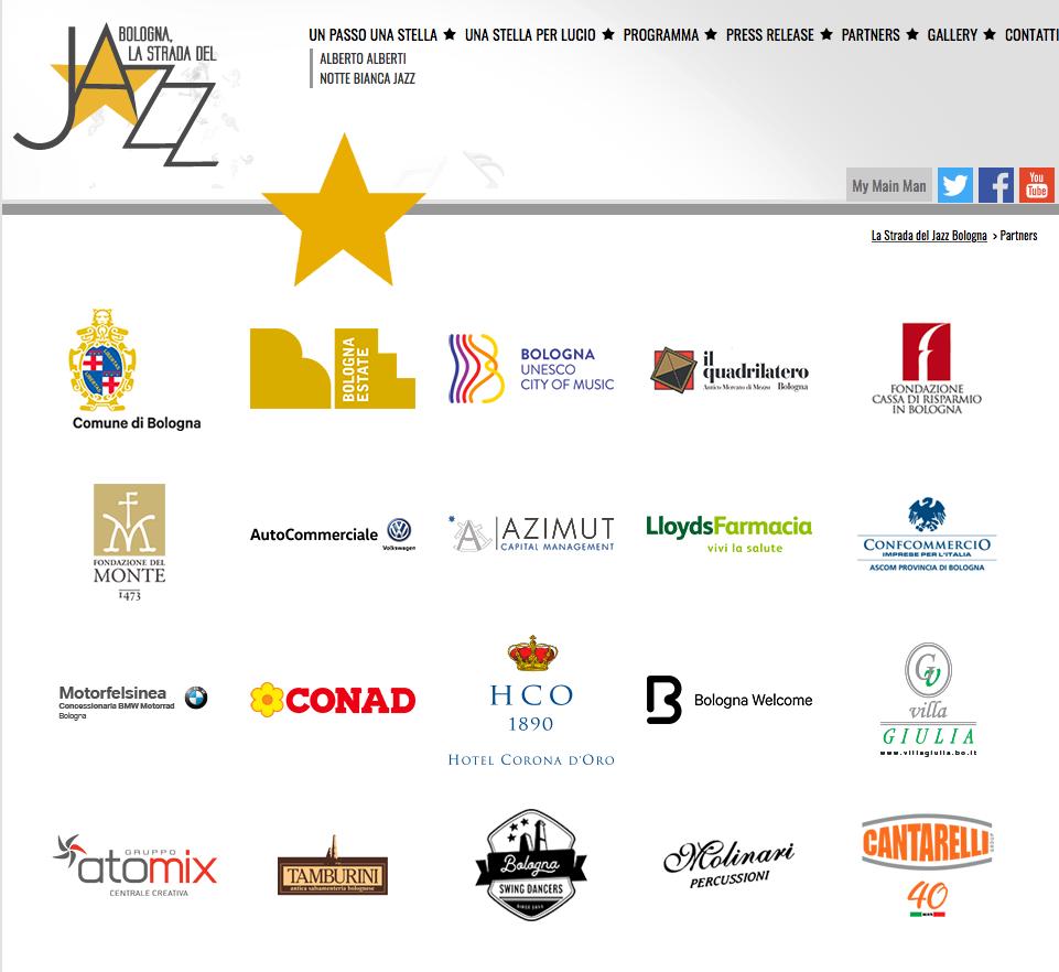 La strada del Jazz. Cantarelli Group per il sociale.