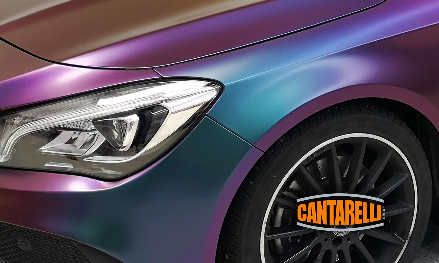 CAR WRAPPING CANTARELLI