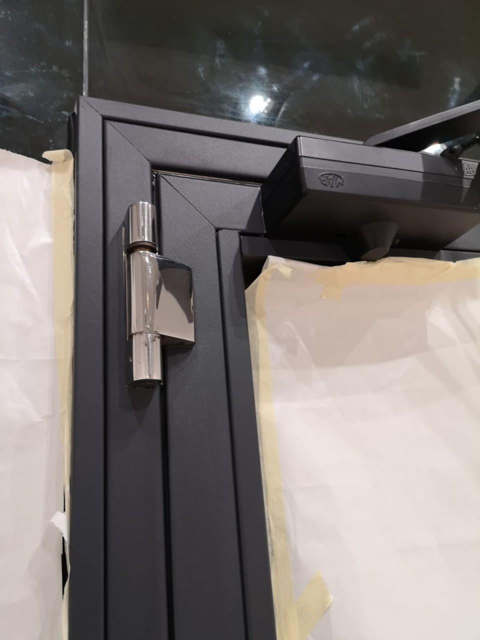 cambio colore porta