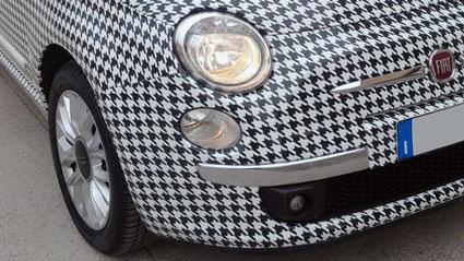 car wrapping Cantarelli